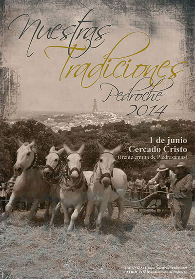 Nuestras Tradiciones Pozoblanco 2014 Olivarera Los Pedroches Olivar de Sierra Aceite Ecológico
