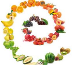 frutas y verduras. Momento de comer más fruta. Olivarera Los Pedroches. Olivar de Sierra. Aceite Ecologico.