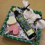 mercado navideño olivarera los pedroches olipe olivalle olivar de sierra aceite ecologico cosmetica natural