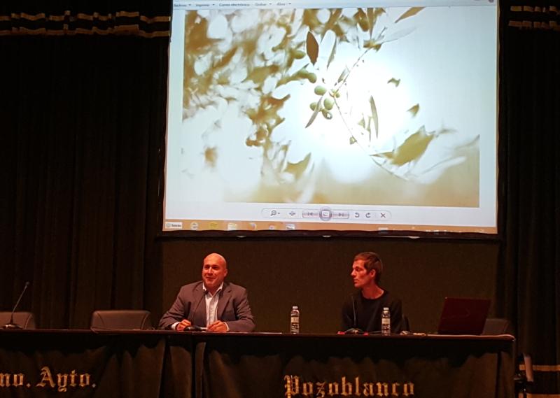Experiencia de Olivar Ecológico y Biodinámico en Tarragona David Baixas olivar de sierra los pedroches aceite ecologico olipe olivalle olivarera