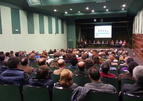 Asamblea General Extraordinaria Olivarera Los Pedroches Olivar de Sierra Aceite Ecológico Olipe Olivalle