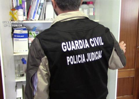 Guardia Civil Aceite Ecologico Olivar de sierra Los Pedroches Olivarera Olipe Olivalle_1