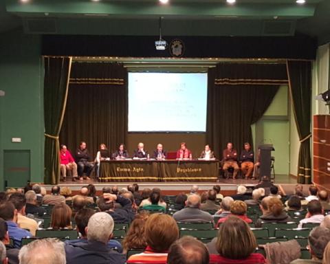 Asamblea Informativa General Olivar de sierra Olivar Ecologico Aceite Ecologico