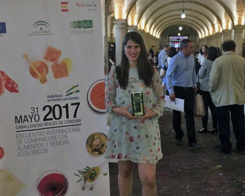 I Encuentro Internacional de Compradores de Alimentación y Bebidas Ecológicas Olivarera Los Pedroches Aceite ecologico Olivar de sierra los pedroches